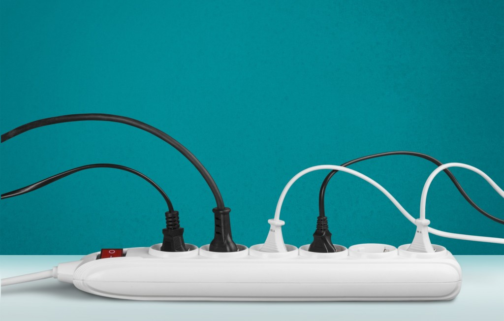 Outlet, Electric Plug, Power Cable.
