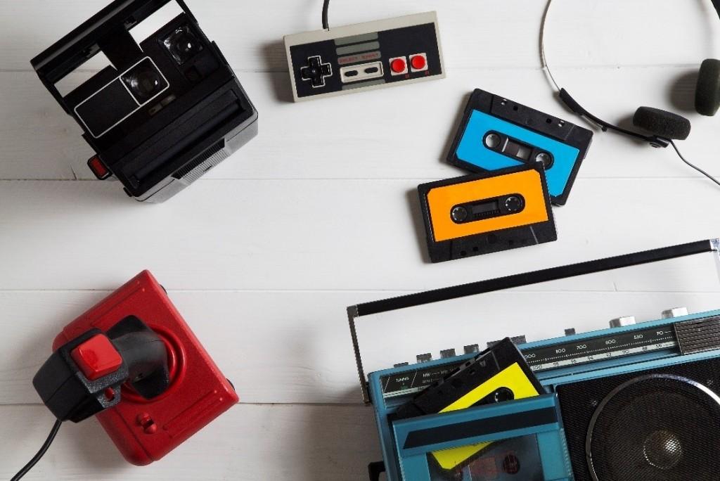 gaming radio cassettes