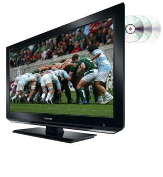 19 Toshiba 19DL502 Digital Freeview LED with DVD