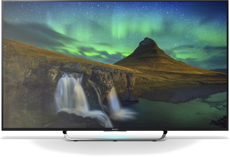 55 Sony KD55X8509C 4k Ultra HD Freeview HD Smart Android 3D LED TV