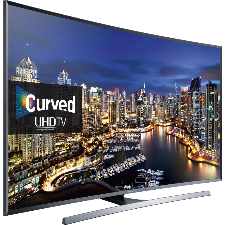 48 Samsung UE48JU7500 Curved Ultra HD 4K Freeview HD Smart 3D LED TV