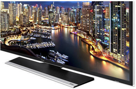 "50"" Samsung UE50HU6900 Ultra HD 4K Freeview Freesat HD Smart LED TV"