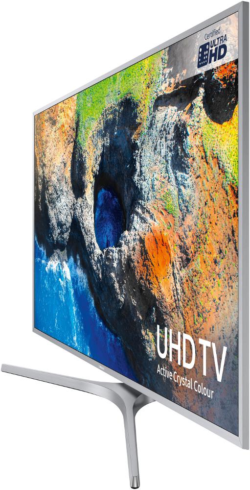 55 Samsung UE55MU6400 4k Ultra HD HDR Freeview Freesat HD Smart LED TV