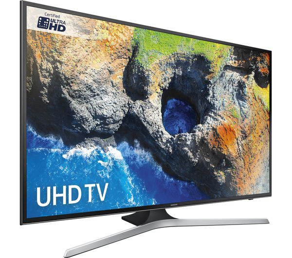 55 Samsung UE55MU6120 4K Ultra HD HDR Freeview HD Smart LED TV