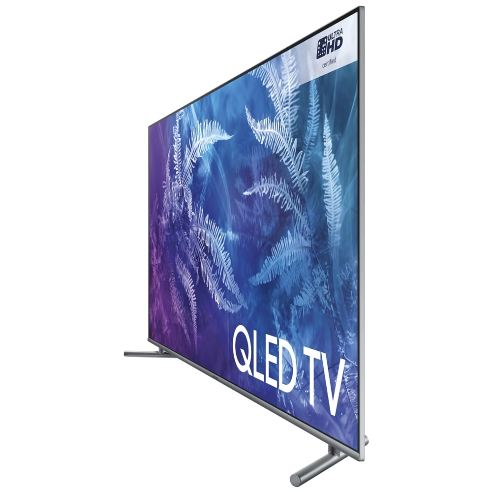 "55"" Samsung QE55Q6FAM 4K HDR Freeview Freesat HD Smart QLED TV"