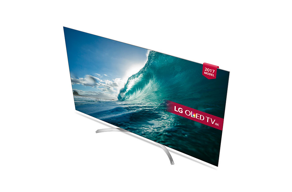 "55"" LG OLED55B7V 4K OLED Ultra HD HDR Freeview HD Smart TV"