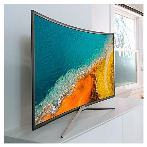 49 Samsung UE49K6300 Curved Full HD 1080p Freeview HD Smart LED TV