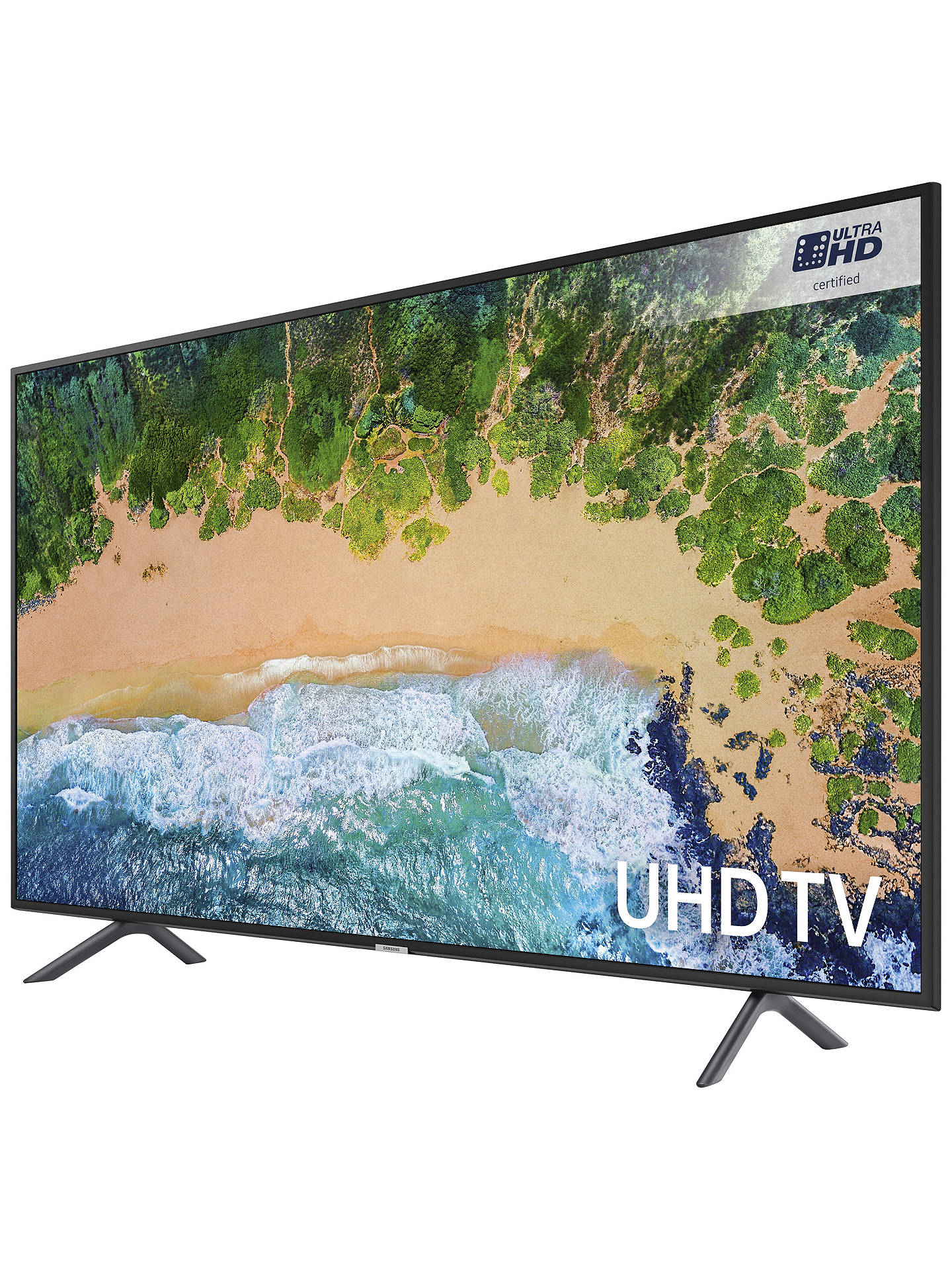 """49"""" Samsung UE49NU7100 4K Ultra HD HDR Smart LED TV"""