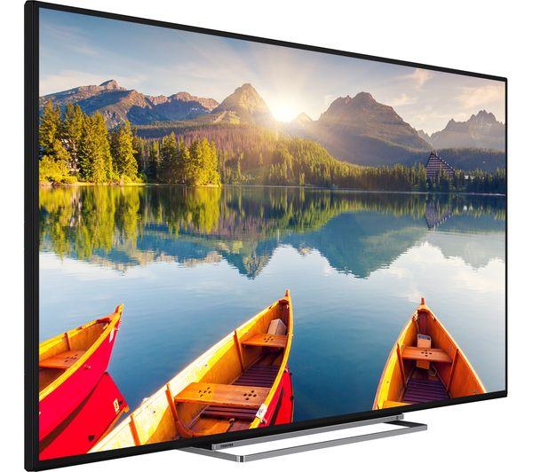"50"" Toshiba 50U6863DB 4K Ultra HD HDR Smart LED TV"