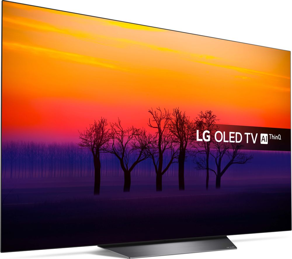 "55"" LG OLED55B8PLA 4K Ultra HD HDR Smart OLED TV"