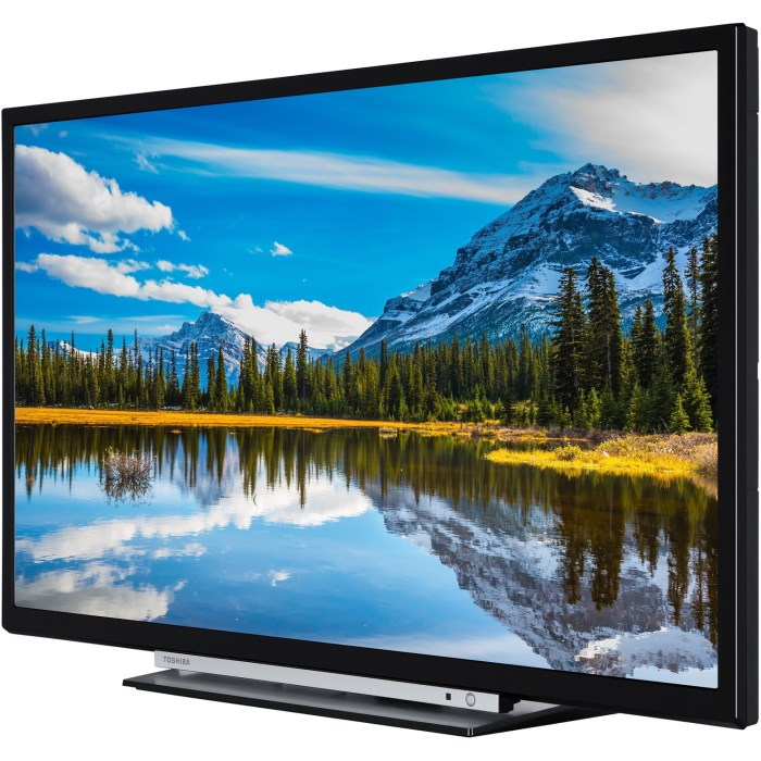 32 Toshiba 32L3863DB Full HD 1080p Freeview HD Smart LED TV