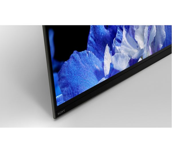 """65"""" Sony KD65AF8BU 4K OLED Ultra HD HDR Freeview HD Smart Android TV"""