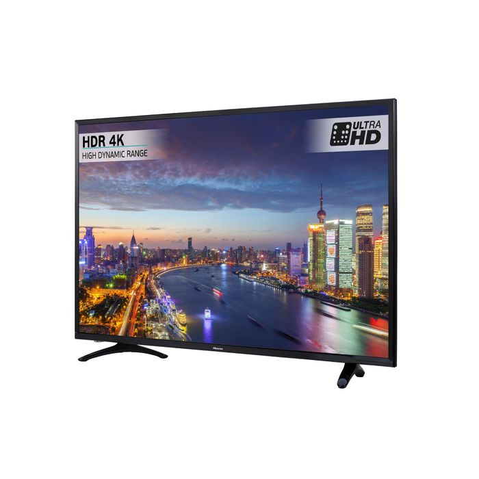 "49"" Hisense 49N5500 4K Ultra HD HDR Freeview HD Smart LED TV"