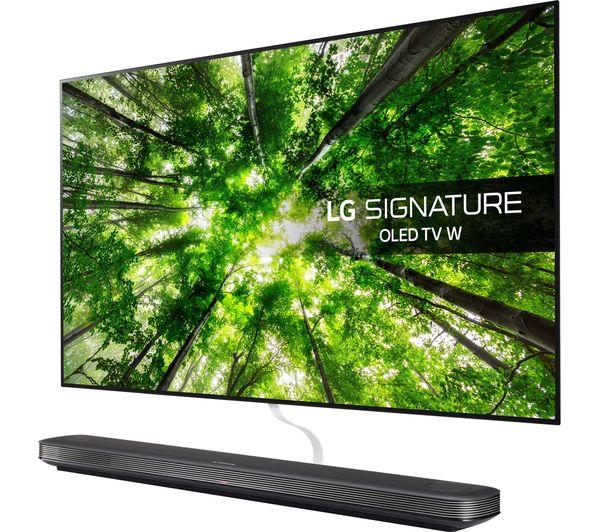 "65"" LG ""Wallpaper"" OLED65W8PLA 4K HDR Smart OLED TV"