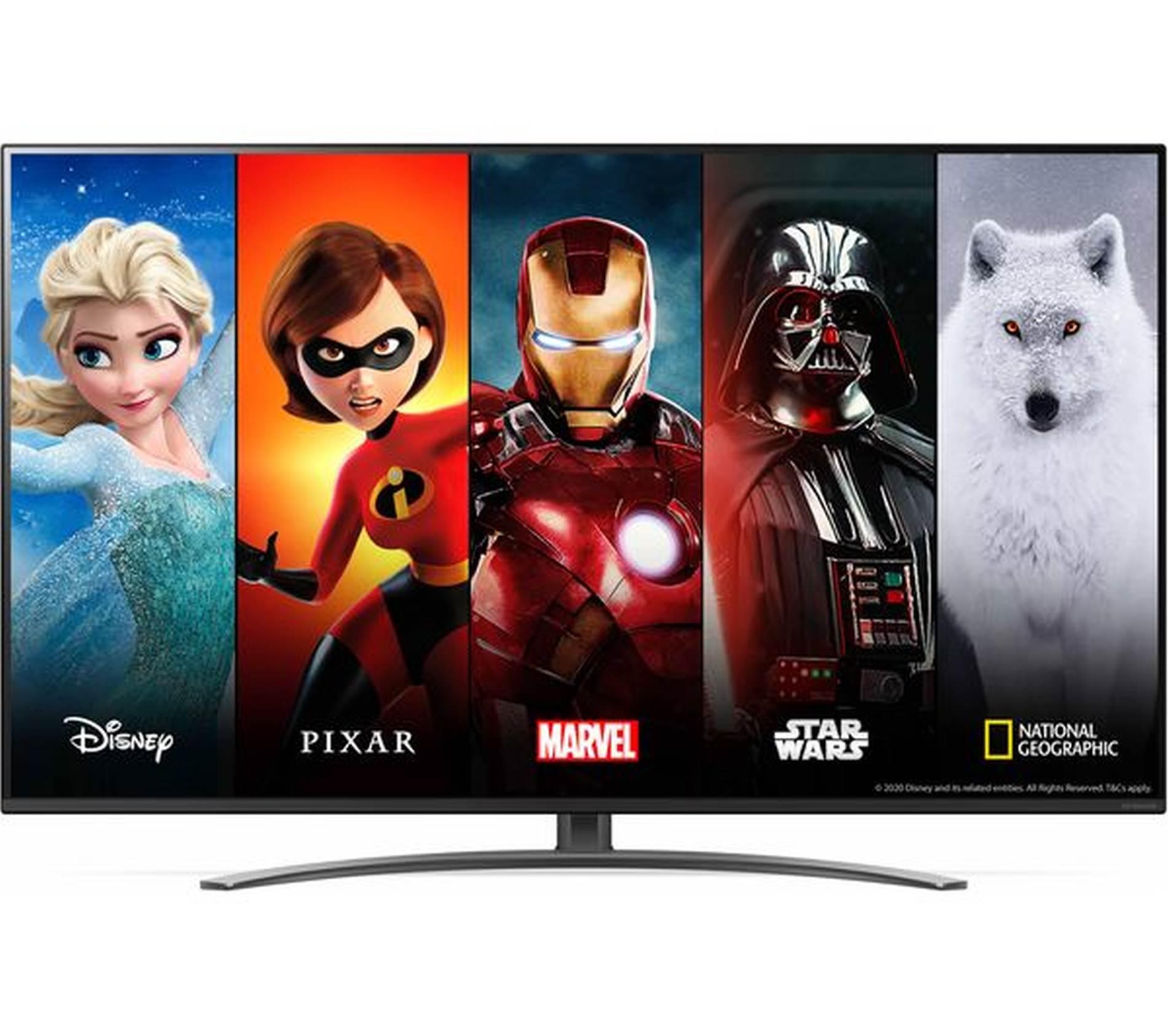 """49"""" LG 49NANO816NA 4K HDR Nano Cell Smart LED TV"""