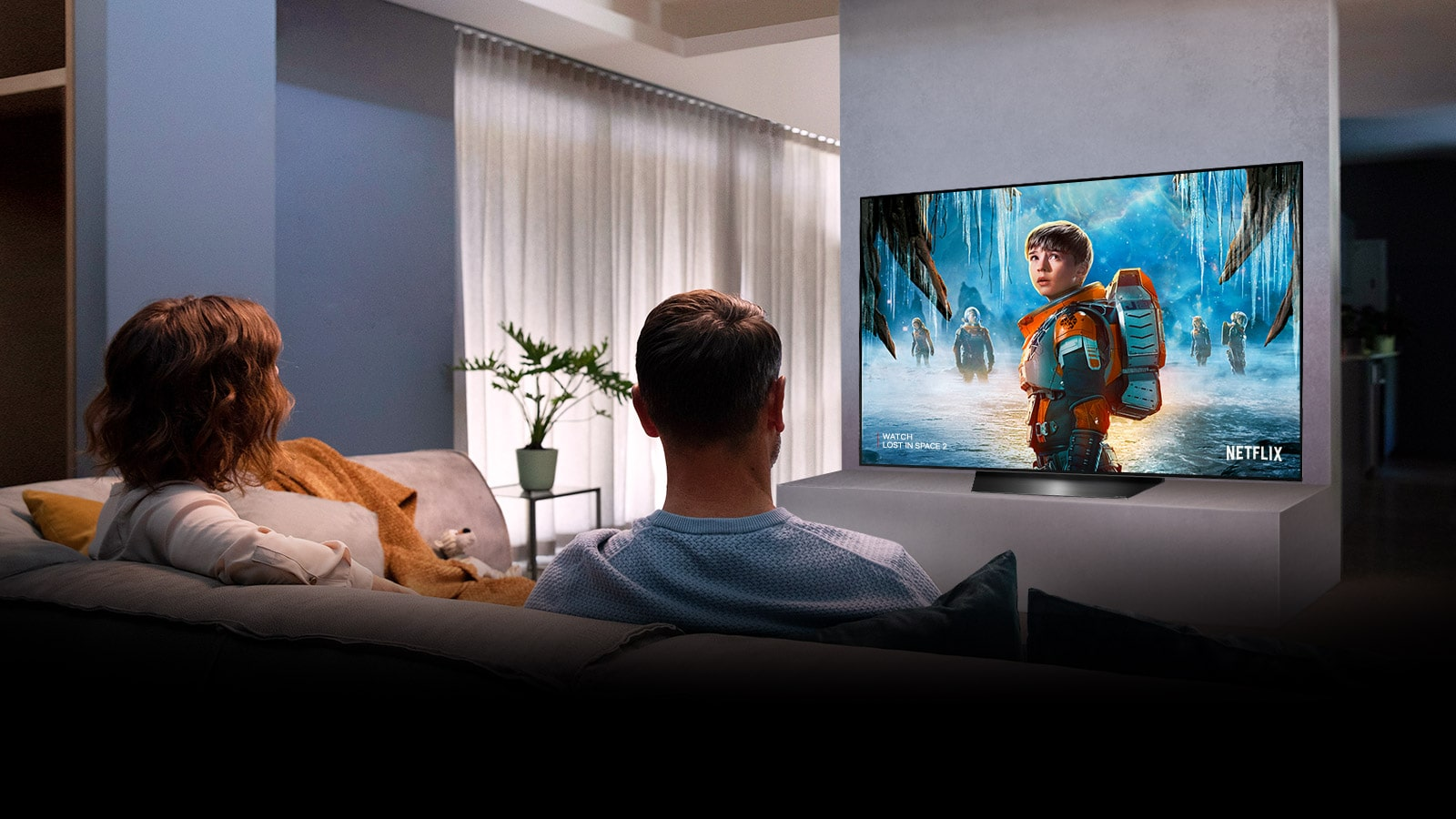 "55"" LG OLED55BX6LB 4K HDR Smart OLED TV"