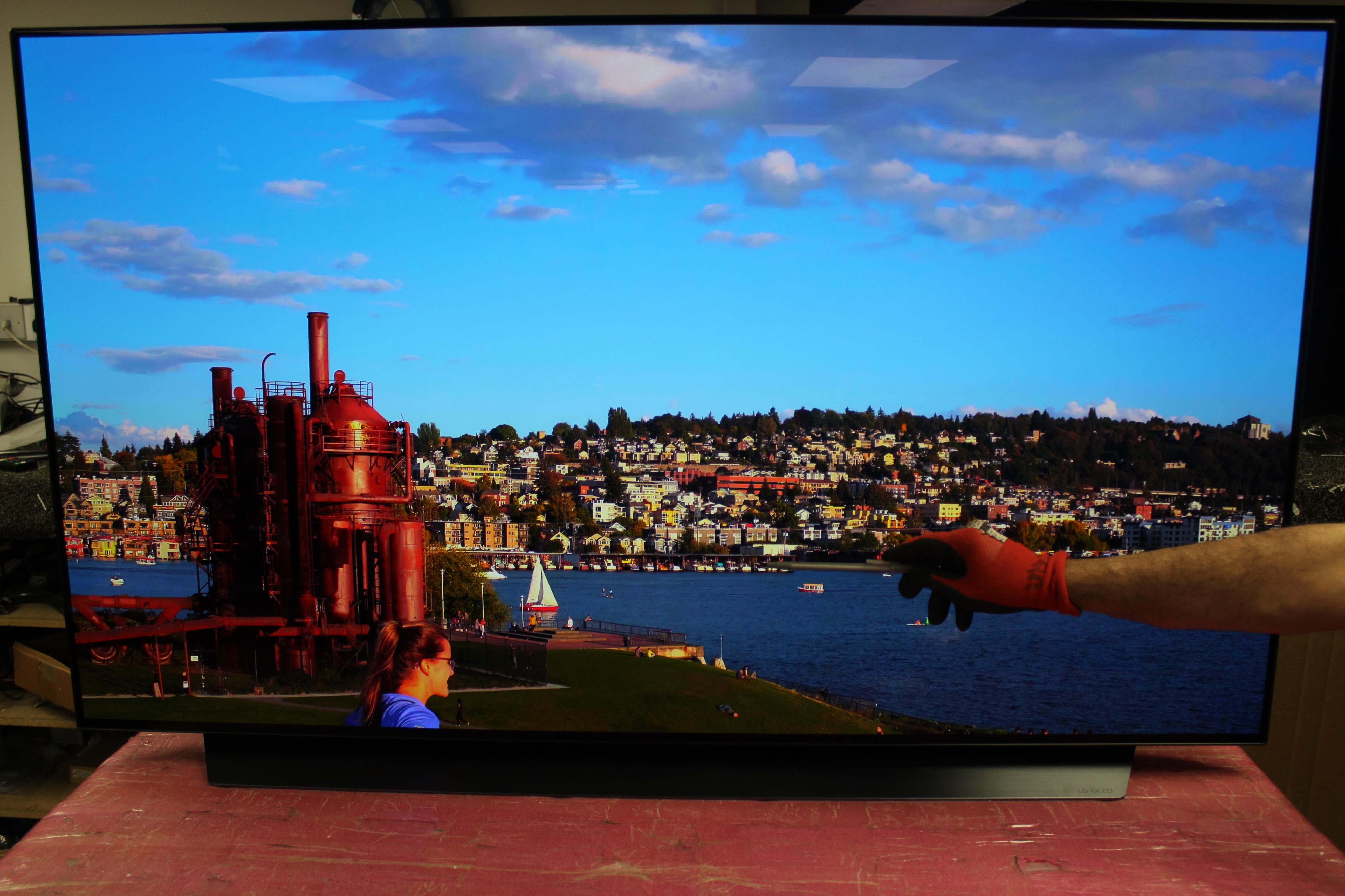 """55"""" LG OLED55CX6LA 4K HDR Smart OLED TV"""