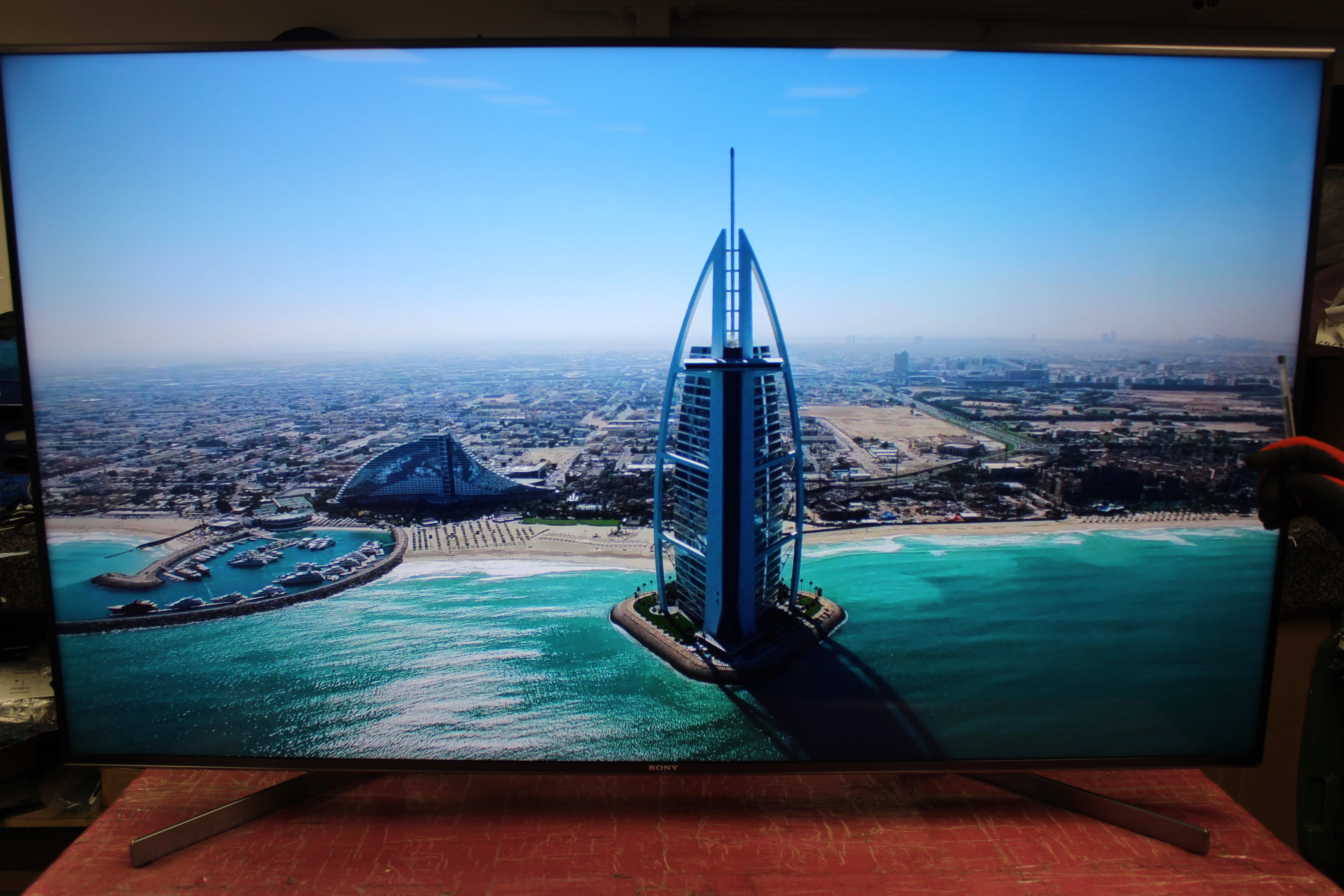 """55"""" Sony KD55XF9005BU 4K HDR Android Smart LED TV"""
