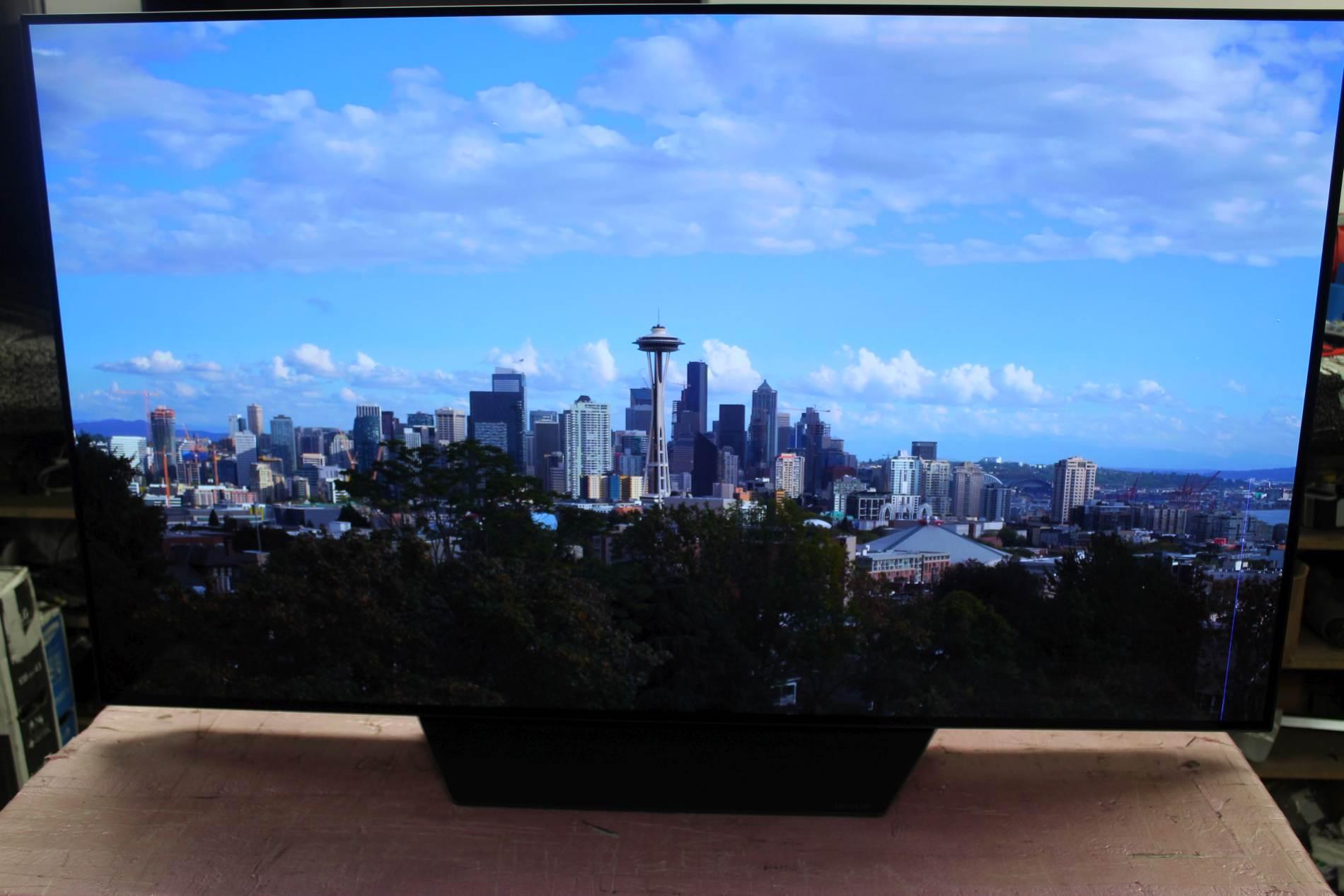 """55"""" LG OLED55B9PLA 4K Ultra HD HDR Smart OLED TV"""