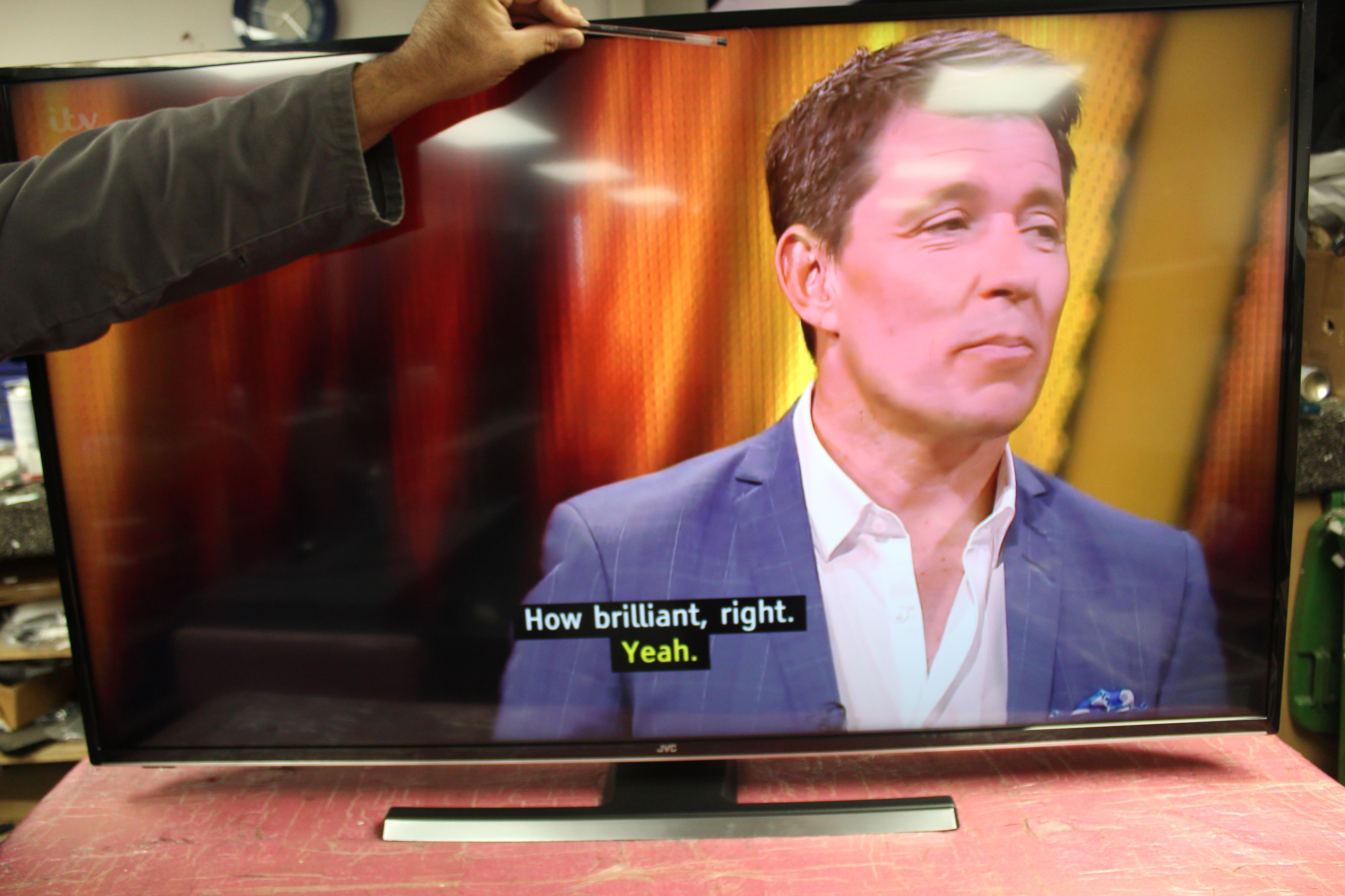 "49"" JVC LT-49CF890 4K Ultra HD HDR Smart LED Fire TV Edition"