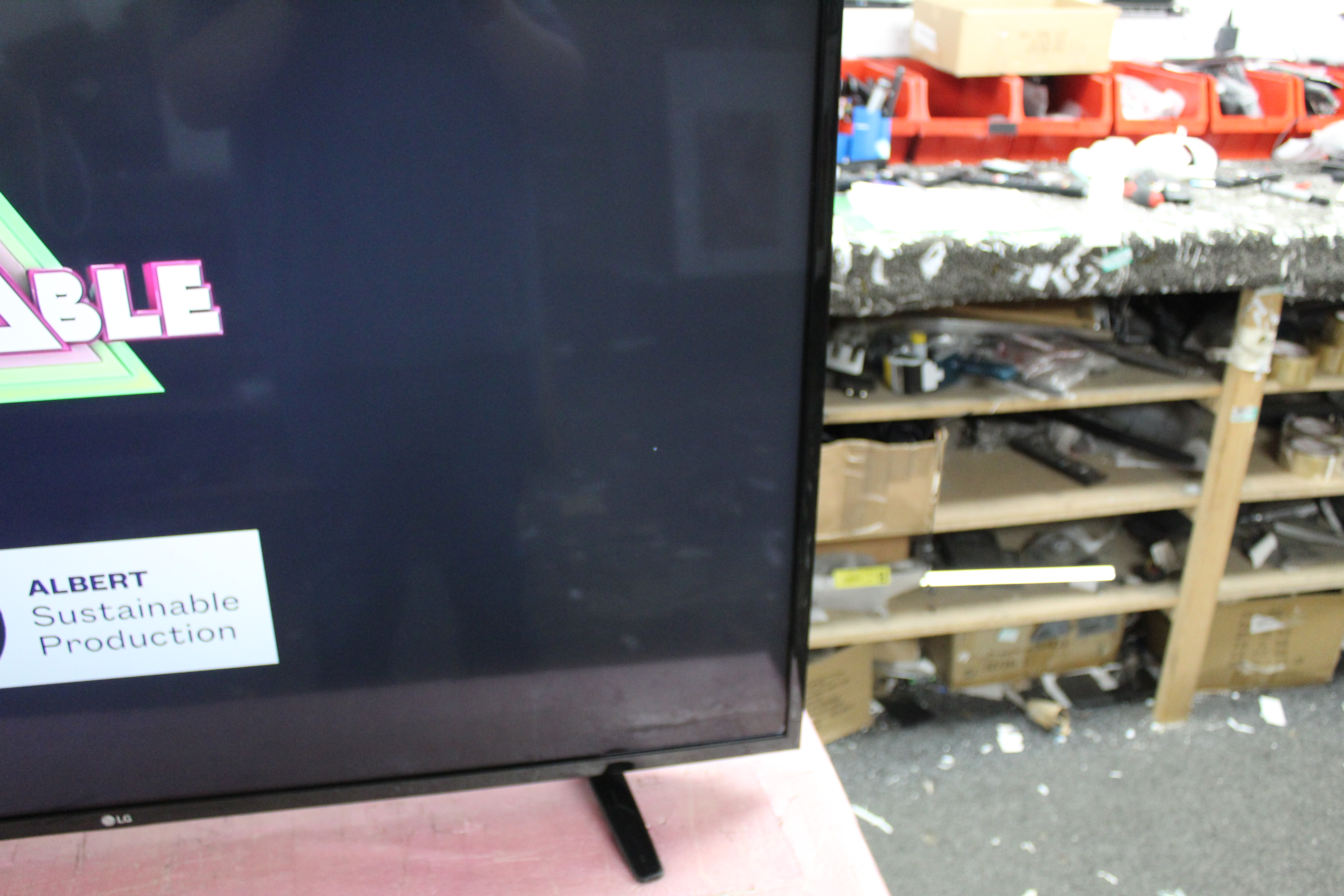 49 LG 49UH620V 4K Ultra HD Freeview HD Smart HDR LED TV