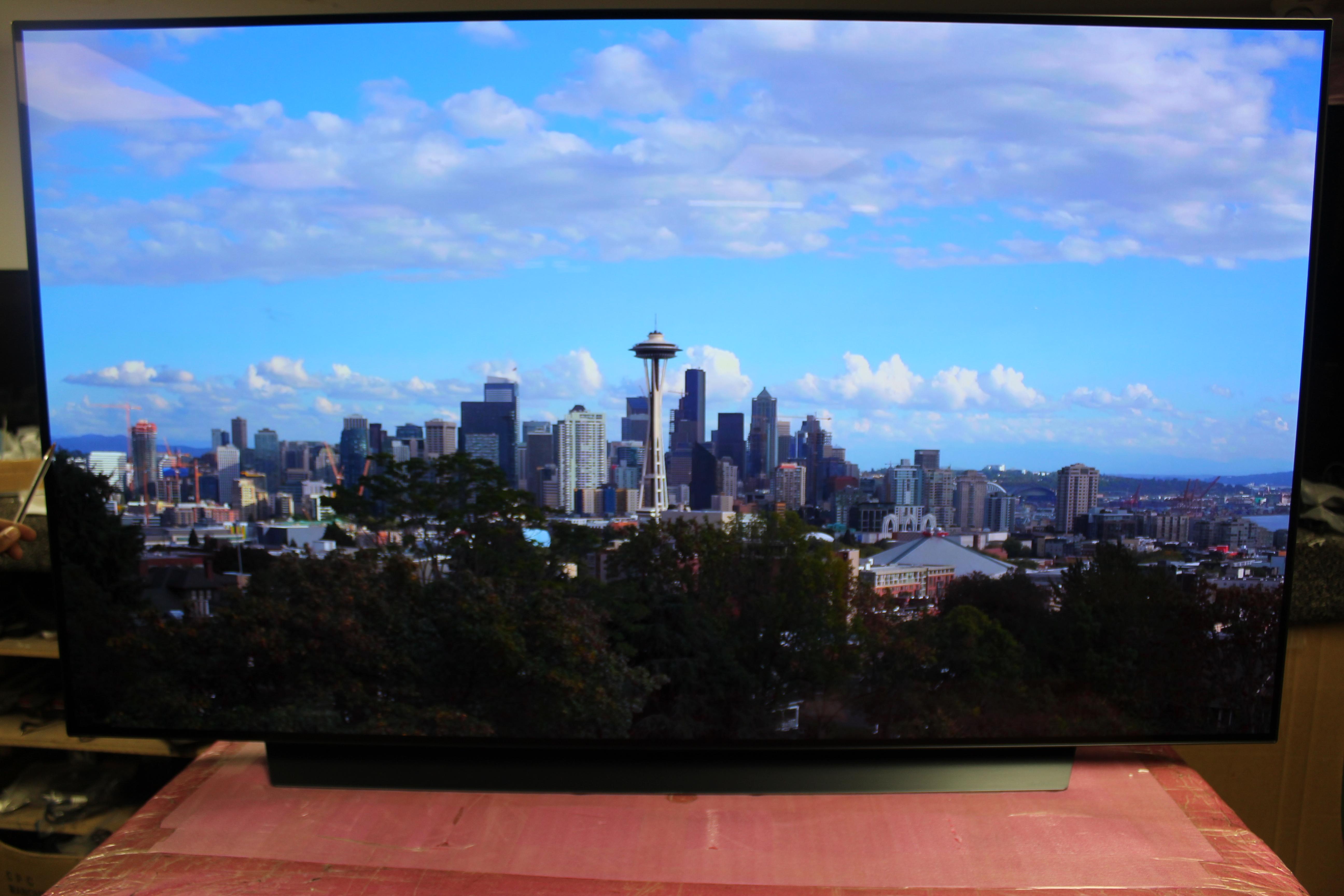 """65"""" LG OLED65B8PLA 4K Ultra HD HDR Smart OLED TV"""
