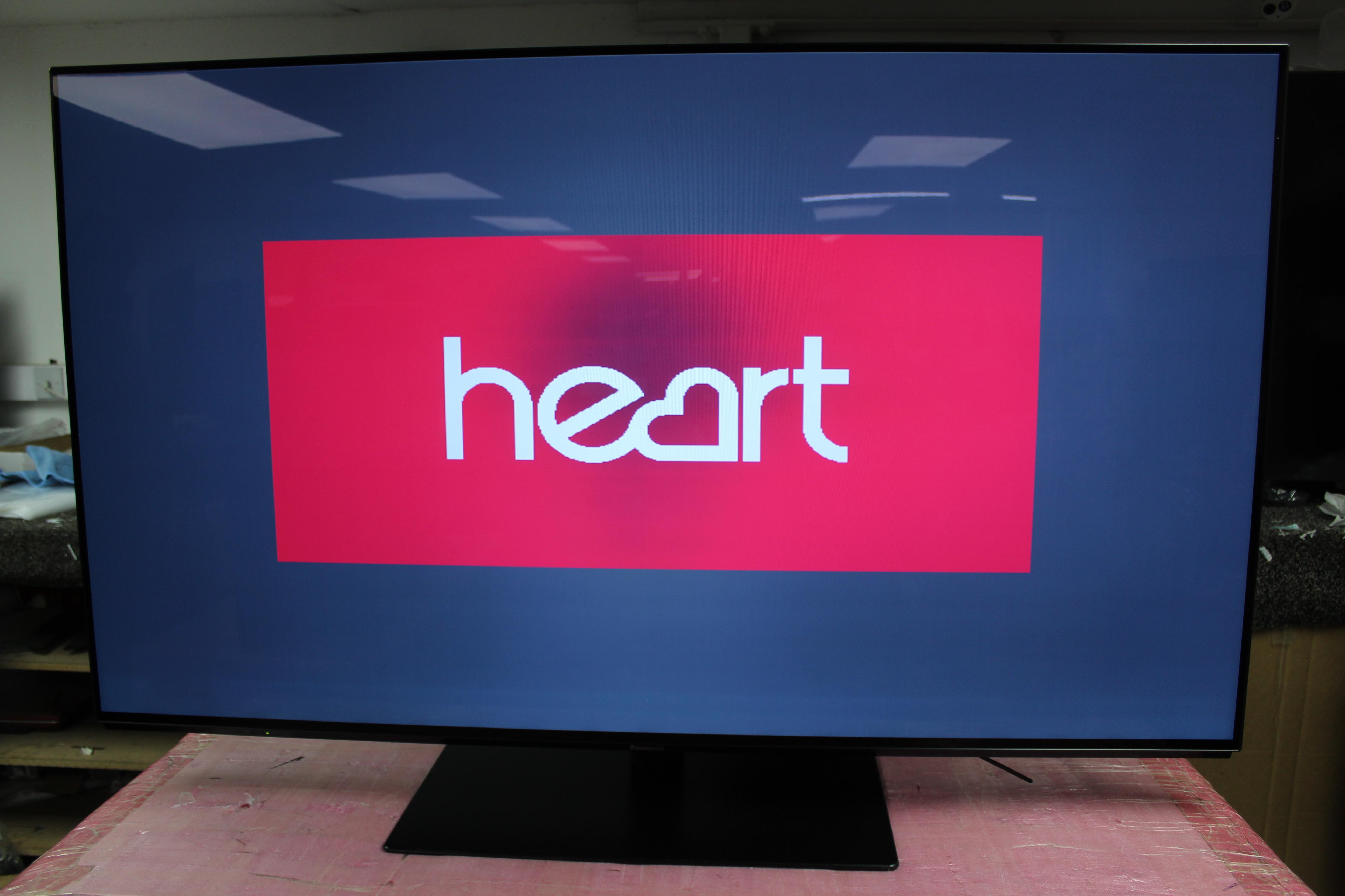"55"" Panasonic TX-55FZ802B 4K Ultra HD HDR Smart OLED TV"