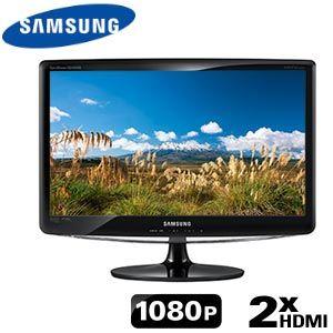 24 Samsung B2430HD Full HD 1080p Digital Freeview Monitor LCD TV