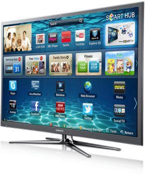 64 Samsung PS64E8000 Full HD 1080p Digital Freeview Plasma 3D TV