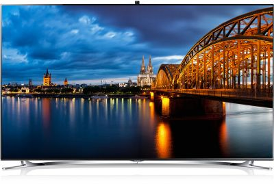 55 Samsung UE55F8000 Full HD Freeview HD Freesat HD Smart 3D LED TV