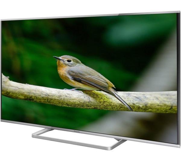 "48"" Panasonic TX48AS640B Full HD 1080p Freeview HD Smart 3D LED TV"