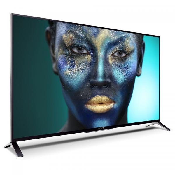 49 Sony KD49X8505BBU 4k Ultra HD Freeview HD Smart 3D LED TV