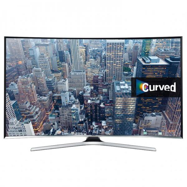 40 Samsung UE40J6300 Curved Full HD 1080p Freeview HD Smart LED TV