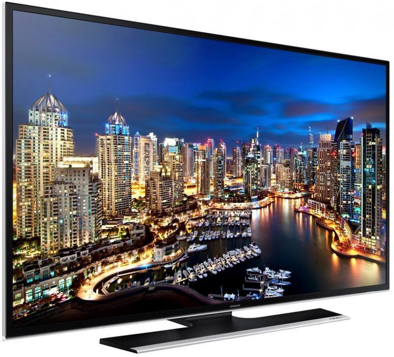 "50"" Samsung UE50HU6900 Ultra HD 4K Freeview Freesat HD Smart LED TV"