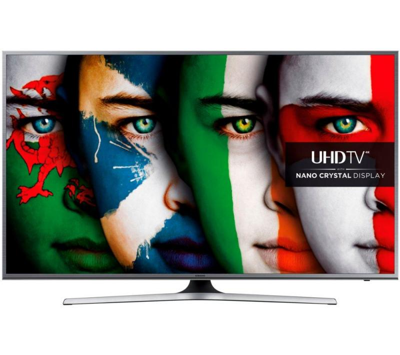 60 Samsung UE60JU6800 Ultra HD 4K Freeview HD Smart LED TV