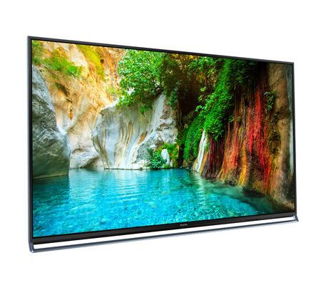 58 Panasonic TX-58AX802B Ultra HD 4K Freeview HD Smart 3D LED TV