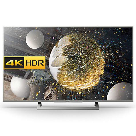 49 Sony KD49XD8077SU 4k Ultra HD HDR Freeview Smart LED TV