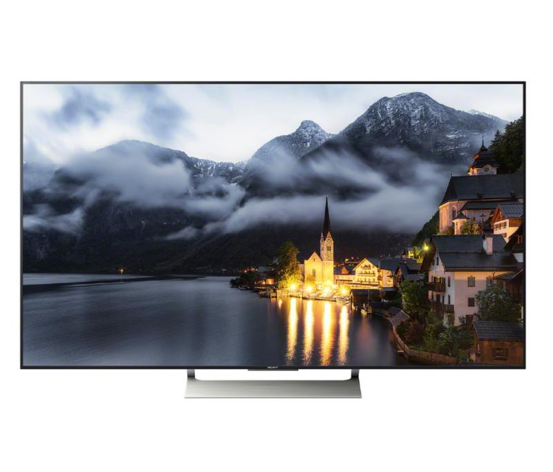 """65"""" Sony KD65XE9005BU 4k Ultra HD Freeview HD HDR Smart Android LED TV"""
