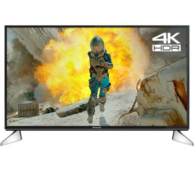 65 Panasonic TX-65EX600B 4K HDR Ultra HD Freeview HD Smart LED TV