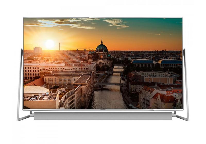 """58"""" Panasonic TX-58DX802B Ultra HD 4K Freeview HD HDR Smart 3D LED TV"""