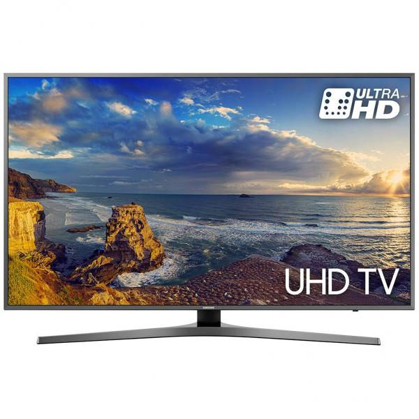 55 Samsung UE55MU6470 4k Ultra HD HDR Freeview Freesat HD Smart LED TV