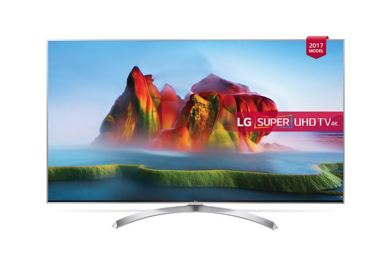 65 LG 65SJ810V 4k Ultra HD Nano Cell HDR Smart LED TV