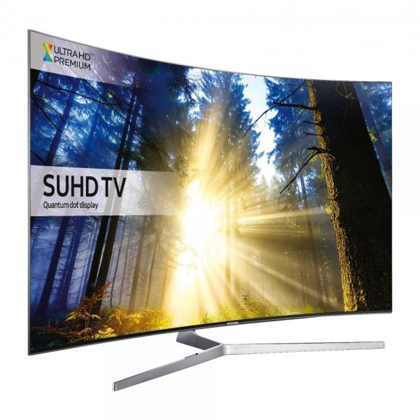 "55"" Samsung UE55KS9000 4K SUHD Freeview Freesat HD Smart Curved LED HDR TV"