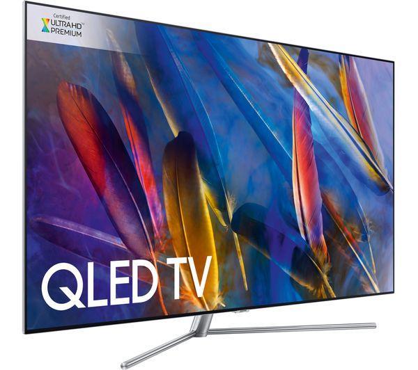 """49"""" Samsung QE49Q7FAM 4K Ultra HD HDR Smart QLED TV"""