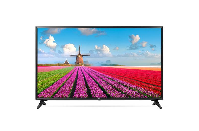 49 LG 49LJ594V Full HD 1080p Freeview Freesat HD Smart LED TV