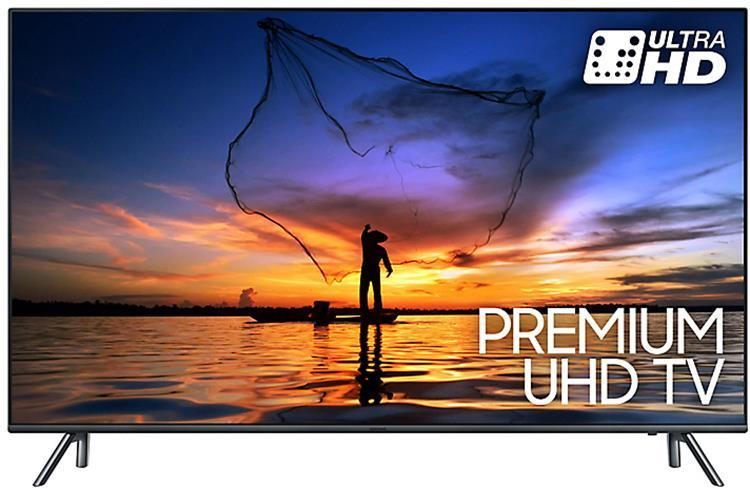 49 Samsung UE49MU7070 4K Ultra HD Freeview Freesat HD Smart LED HDR TV
