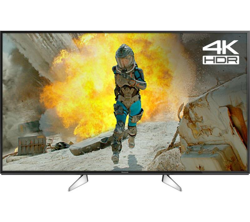 49 Panasonic TX-49EX580B 4K HDR Ultra HD Freeview HD Smart LED TV