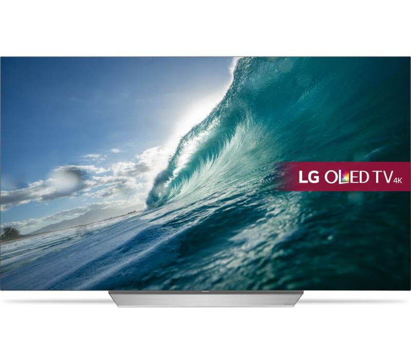 "55"" LG OLED55C7V 4K Ultra HD HDR Smart OLED TV"