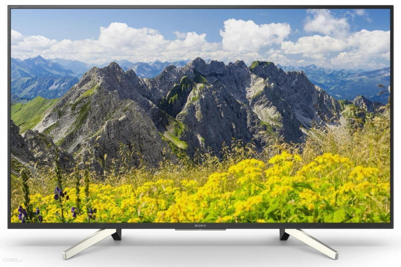 "55"" Sony KD55XF7596BU 4K Ultra HD HDR Android Smart LED TV"