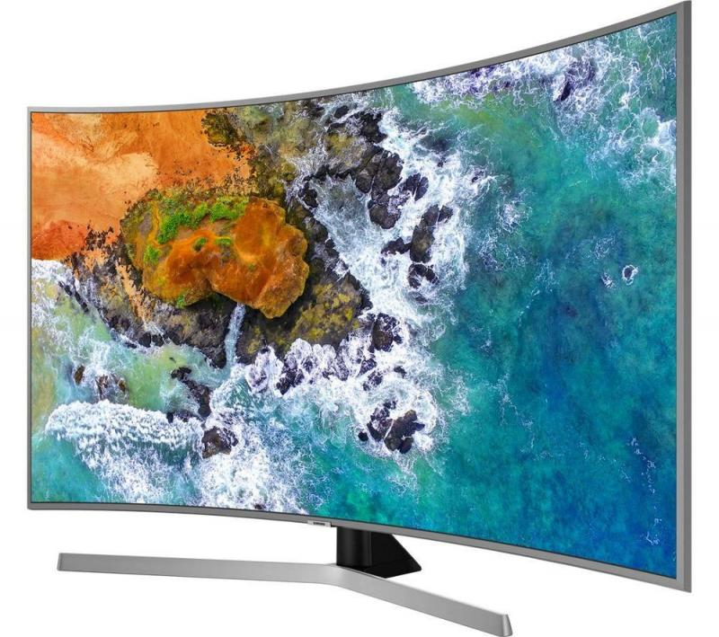 "55"" Samsung UE55NU7670 4K Certified Ultra HD Curved HDR Smart LED TV"